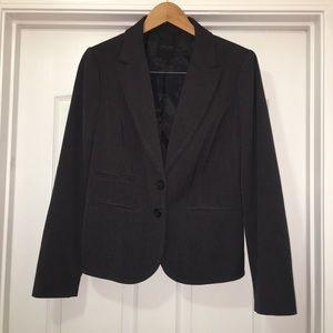 Limited Studio 400 Black Blazer Jacket Size 8